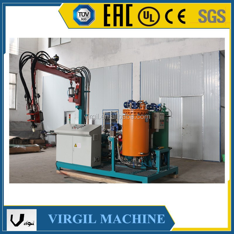 Professional High Pressure Polyurethane Foam Injecting Machine Manufacture