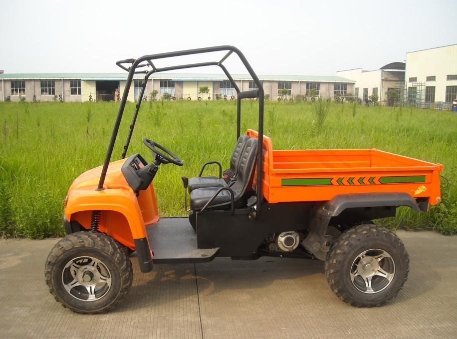 High Quality 5kw Powerful Electric Farm Cart Chinese Utv