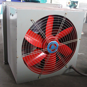 Factory price! Square wall-mounted axial flow exhaust fan