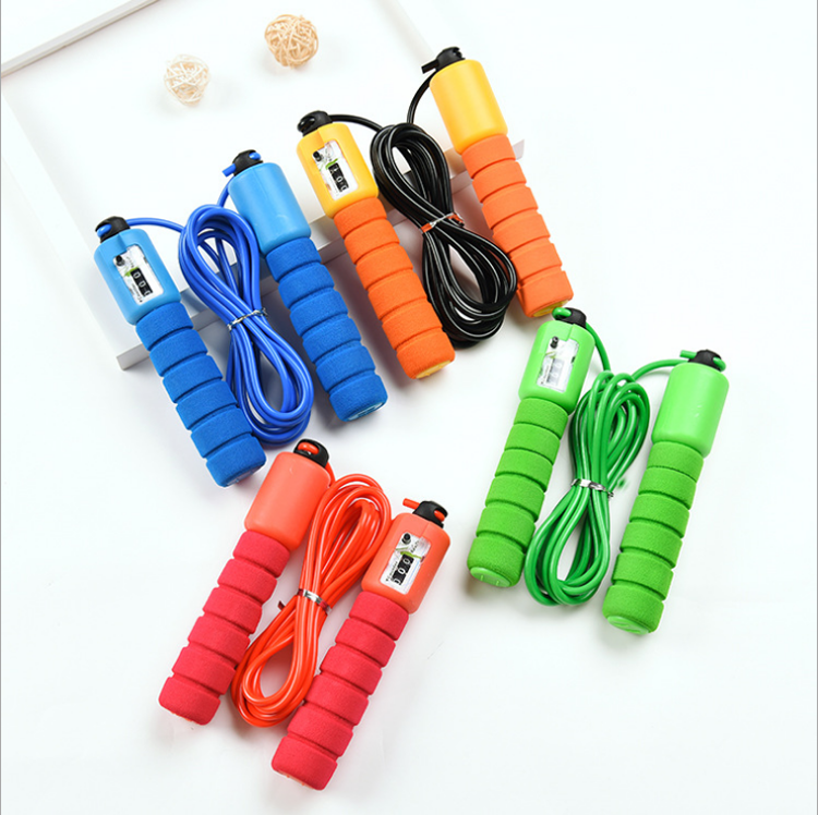 Chinese Cheap Plastic Digital Jump Rope Sports Wholesale Manufacturer