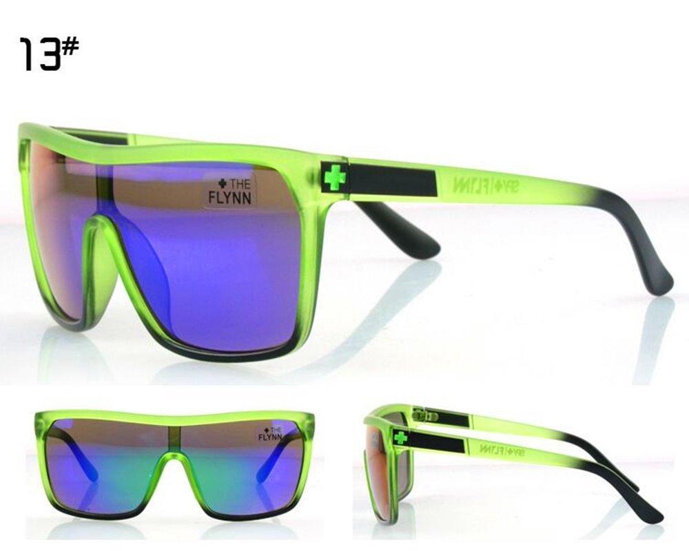 b168634f46762 Get Quotations · Men s Womens Spy Flynn Eyewear Retro Outdoor Personalized  Sunglasses Spy2