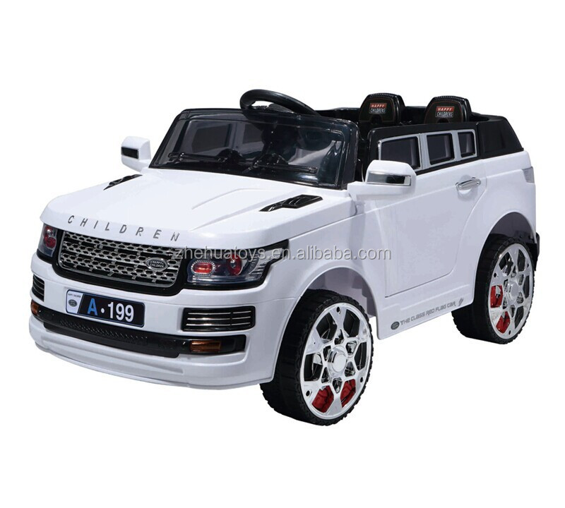 2015 Newest Kids Ride On Suv Car With Two Seats Toy Ride