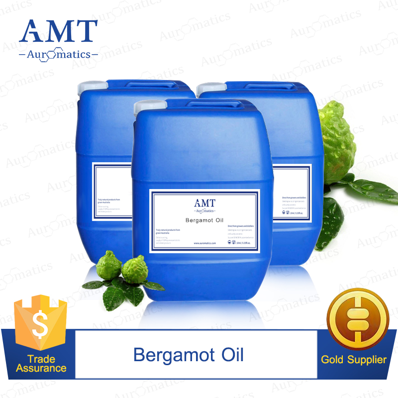 Factory price Wholesale Hot sale Healthcare 100% Pure Natural Australian Certified Organic Bergamot essential oil OEM/ODM