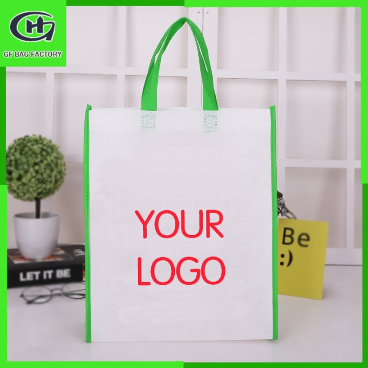 Made in China birthday cartoon Customizable jute canvas plastic non woven china gift bag manufacturers