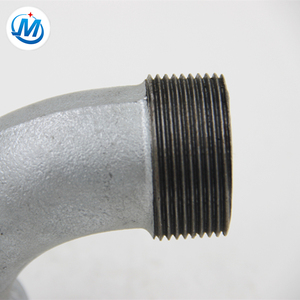 Galvanized Malleable Iron Pipe Fittings bends gi pipe bends