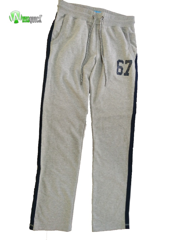 Wholesale Fleece Jogger Pants Men Track Pants