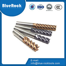 Face endmill end mill cutters,milling cutter price