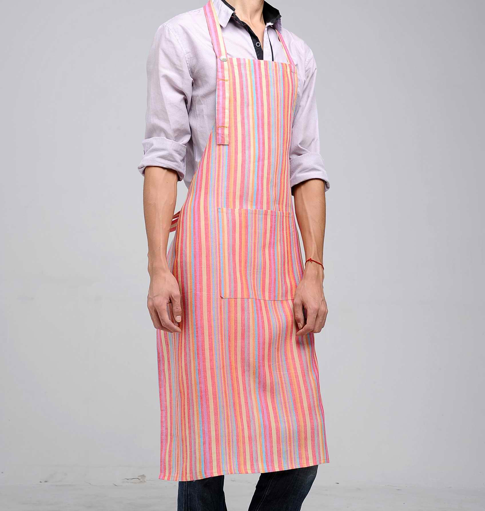 Cooking Aprons For Men//kitchen Linen Aprons//pinafore