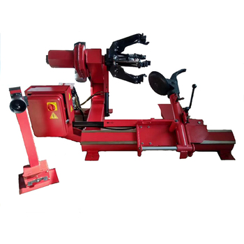 Cz530 Mobile Portable Garage Truck Tire Changer For Sale ...