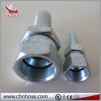 wire mesh(factory price) quick connect malleable iron pipe fitting