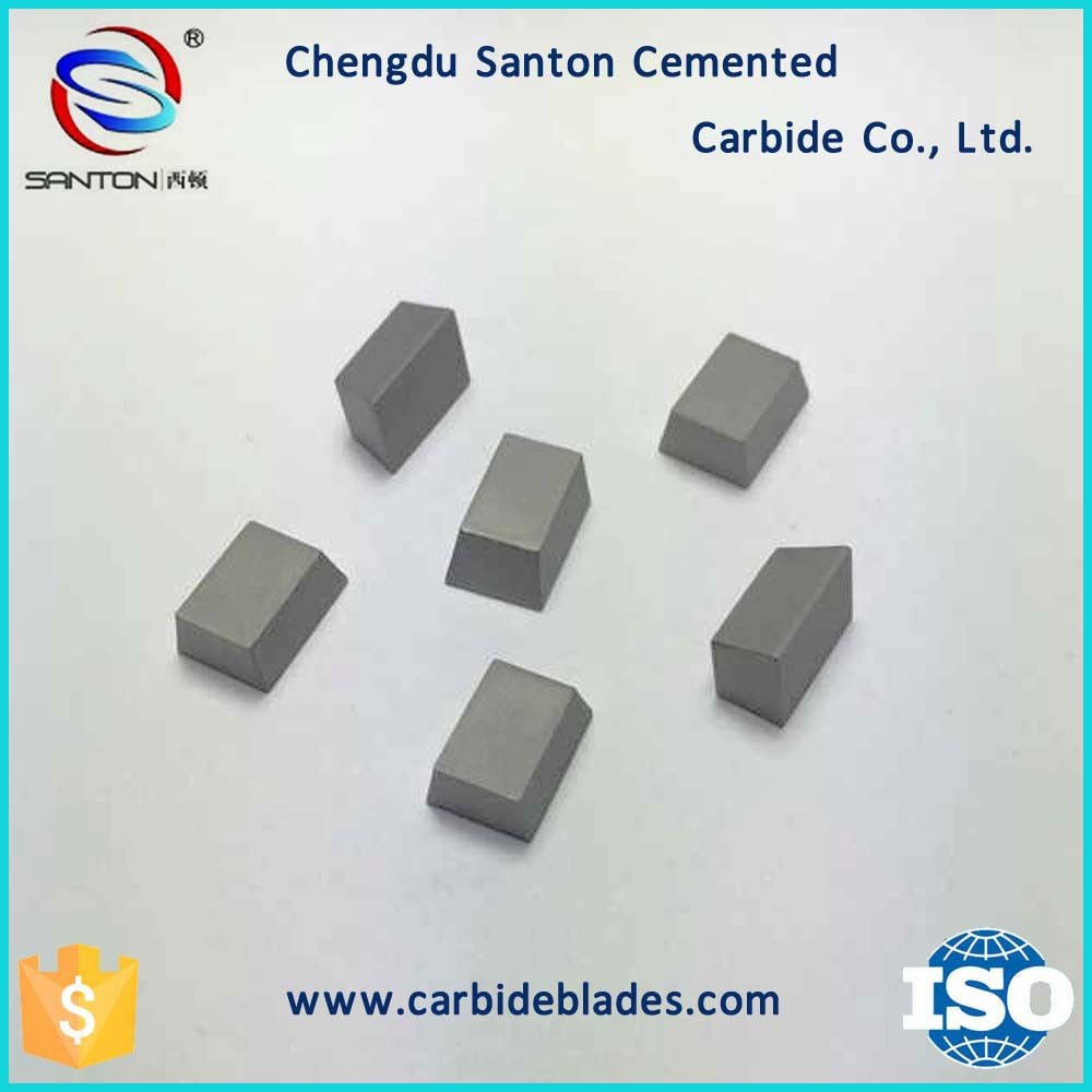 cemented carbide inserts for pipes and tubes processing