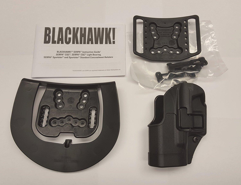 Blackhawk Glock 26/27/33 CQC Holster Black type Left