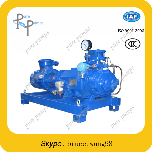 roots vacuum pump of Osmotic dehydration at vacuum pressure (dual stage)