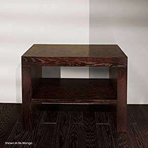 "Lacava Free-standing bench vanity with one adjustable shelf, 43 3/8""W, 21 3/8""D, 31 1/2""H. Cut-outs provided upon request. Eb"