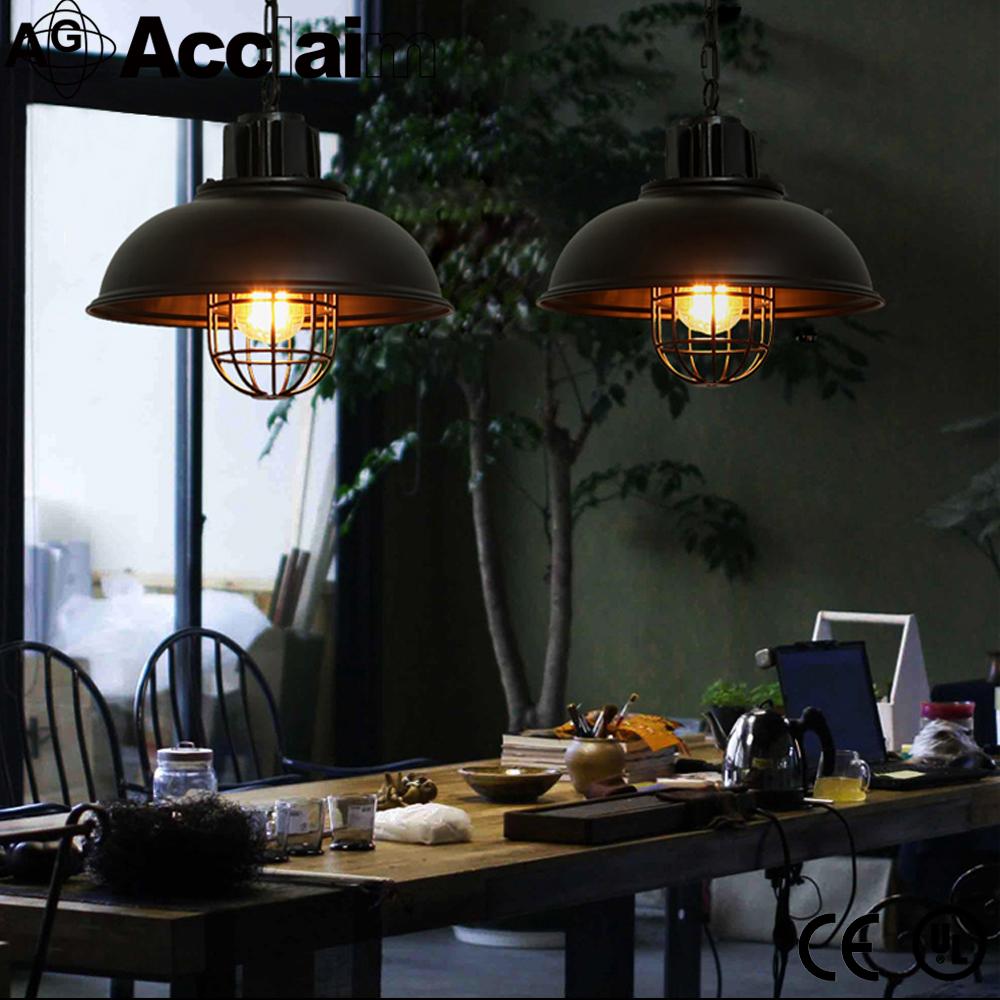 Vintage edison ara a de estilo industrial retro diy - Iluminacion estilo industrial ...