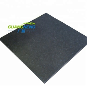 Gym rubber floor mat/sports rubber flooring