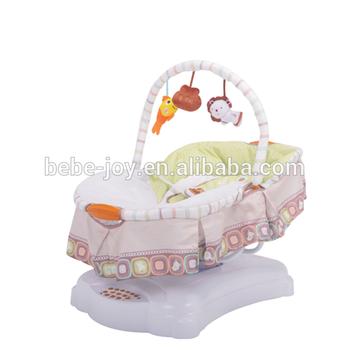 Elektrisch Wipstoeltje Baby.Baby Automatische Cradle Swing Wipstoeltje Elektrische Babybed Jtcp