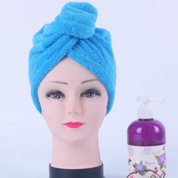 High Quality Microfiber Hair Towel 7a691382ac7