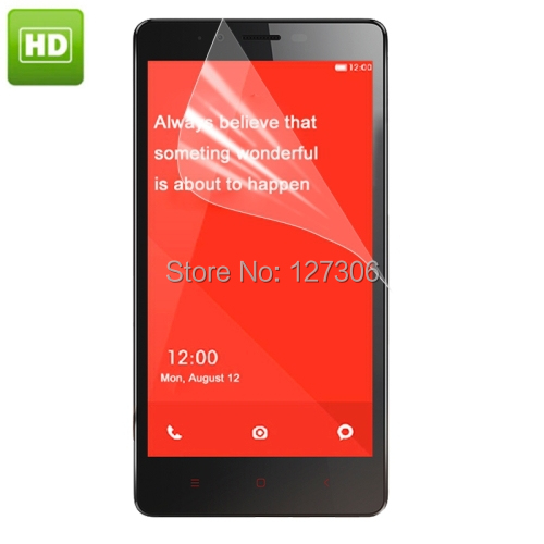 Clear Screen Protector for Miui Redmi Note