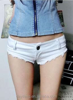 d0d6936f3 fashion women super low waist micro mini denim shorts sexy club shorts hot  pants jeans