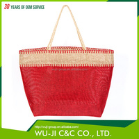 China wholesale high quality shopping trolley bag with handle