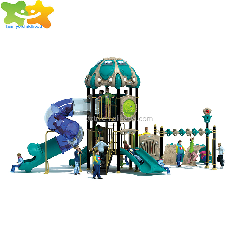 Daycare kids commercial outdoor playground playsets