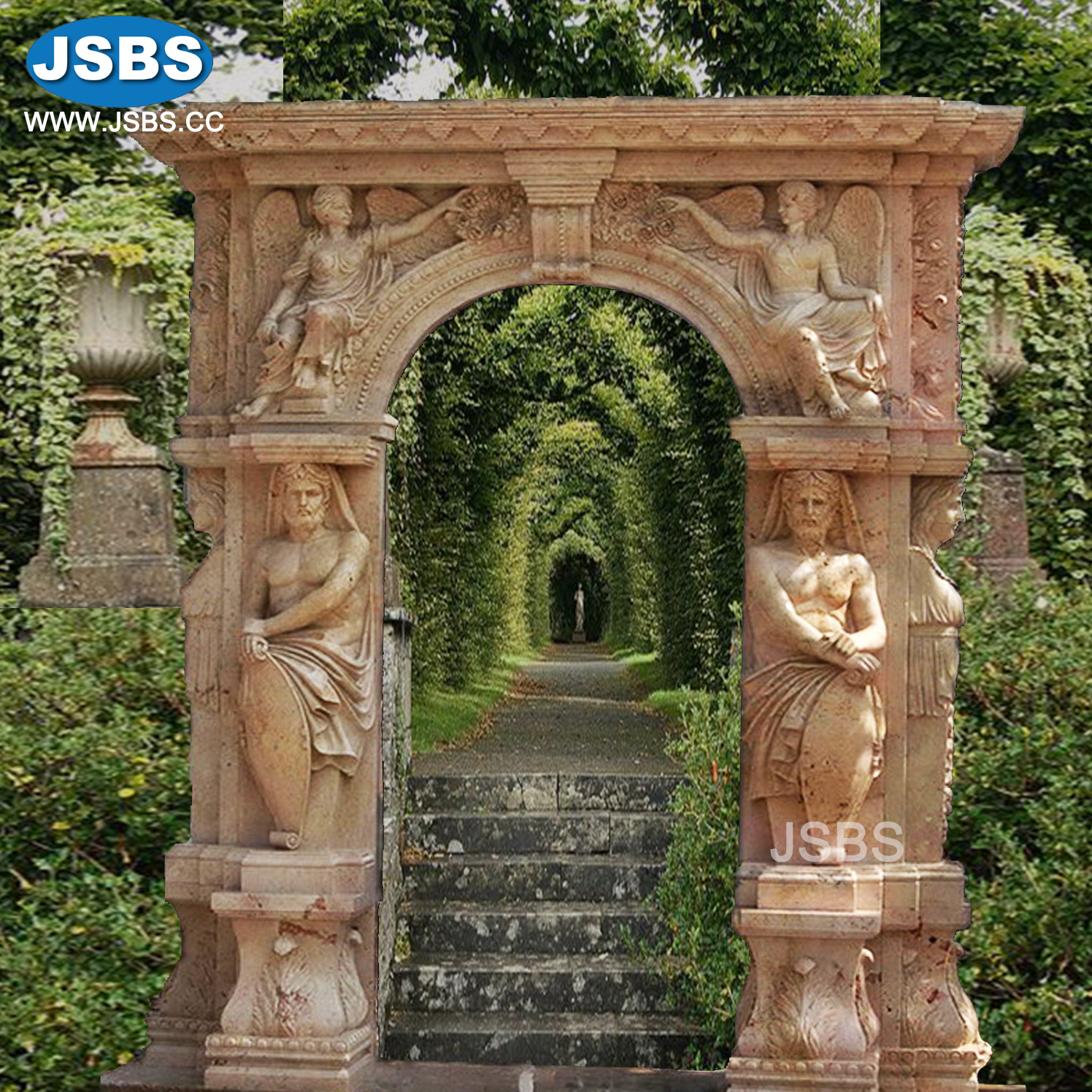 Roman Carved Stone Large Decorative Arched Main Classic Entrance Door Buy Classic Entrance Door Large Classic Entrance Door Decorative Classic