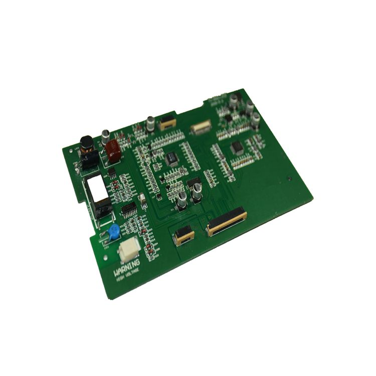 Low cost SMD&THT Double-Side Flexible Circuit Board Assembly service