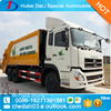 6x4 kingrun 18000 liter japan garbage truck