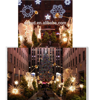 hot sale 2017 led angels outdoor giant christmas angels - Christmas Angels For Sale