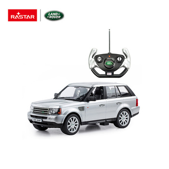 Rastar Best Licensed Land Rover Rc Vehicle Model With Remote Control
