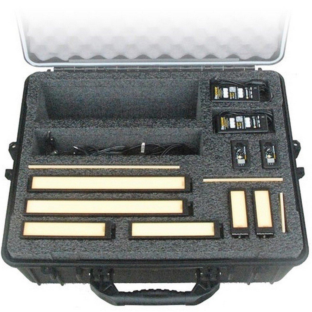 Cineo Lighting Matchstix DuoPro Kit   Versatile Light Source 3inch 6inch 12inch 701.0222