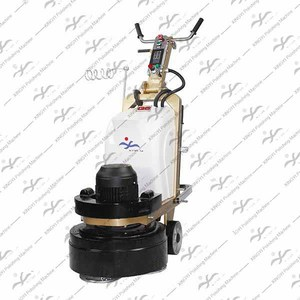 puissant industrial marble stone floor polishing machine