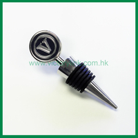 Red Wine Bottle Metal Stopper