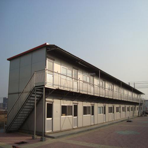 factory supplier portable prefabricated flat pack container house for office