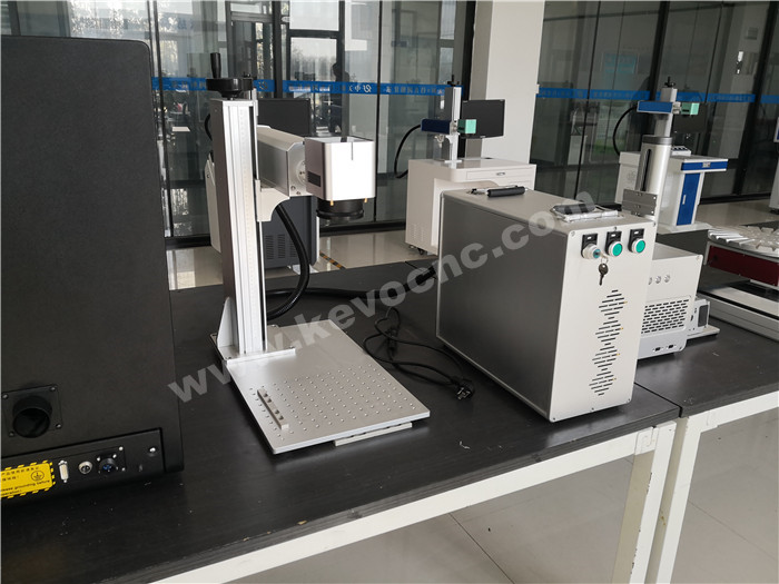 HTB1ztAjav1H3KVjSZFHq6zKppXaP - 30W small fiber laser marker for small business Fiber Laser metal engraving machine with motorized Z axis