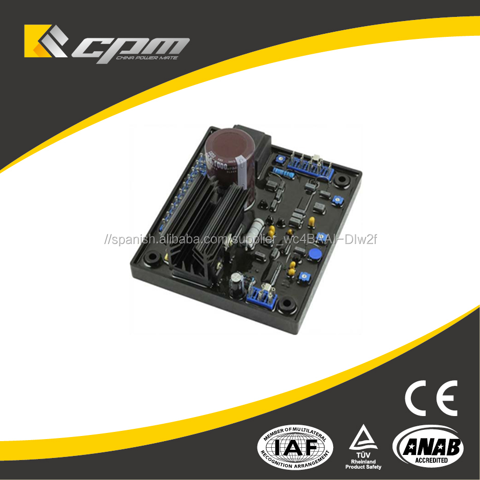 Catlogo De Fabricantes Leroy Somer R438 Avr Alta Calidad Y Voltage Regulator Wiring Diagram En Alibabacom