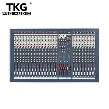 TKG LX9-24 ผสมคอนโซล professional audio mixer 24 channel mixer