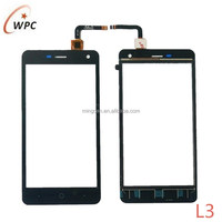 Mobile Phone Accessories Digitizer Touch for ZTE Blade L3 Touch Screen