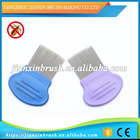 Home Use plastic Handle Material Remove all Nit Lice Comb