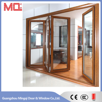 Hot sale aluminum door designs of residential house