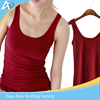 Women Sexy Soft Tank Tops, Solid Sleeveless U Croptops,Hot Camisole Vest Top Cropped For Ladies