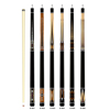 Factor sale cheap billiard cues, carmon cues, 1/2 maple pool cues