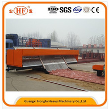 Hongfa brand tiger stone machine for road brick paving in Saudi Arabia