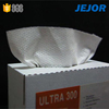 Oil Absorbency 30X43cm Pop Up 70gsm Meltblown polypropylene spunbonded non woven cloth for window cleaning