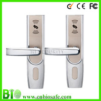 2012 New Arrival Card Door Security Gate Lock for Hotel LM802