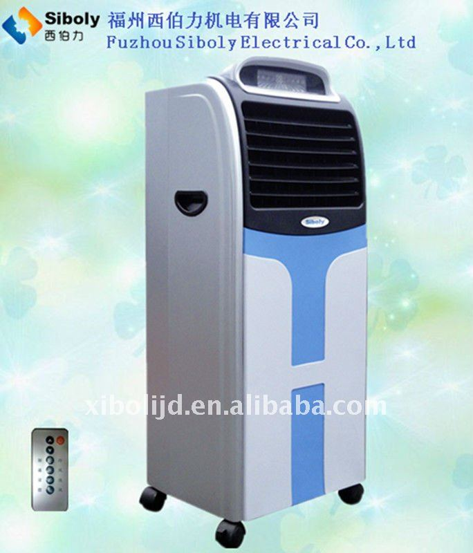 800m3/h Portable mini water cooled evaporative air cooling system