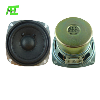 High Quality Multimedia Speaker 4ohm 5w 3 Inch Subwoofer Speaker ...