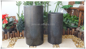 Stone Garden Decoration Flower Pot/Stone granite troughs