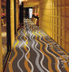 Wall to wall 100% Nylon printing hotel carpet for receptionroom bed room